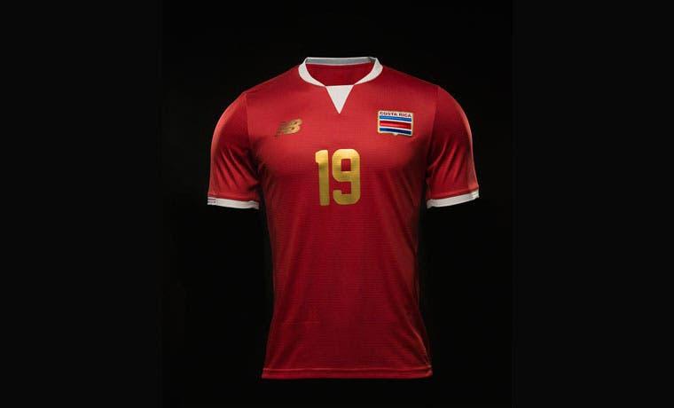 Revelan camisa de la Sele para la Copa América