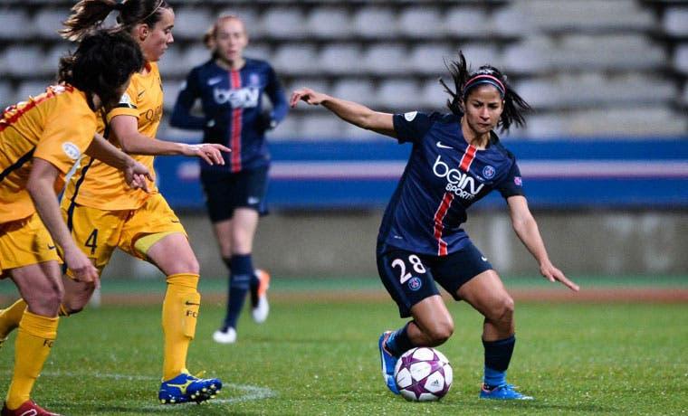 Shirley Cruz nominada a la mejor jugadora de la liga francesa
