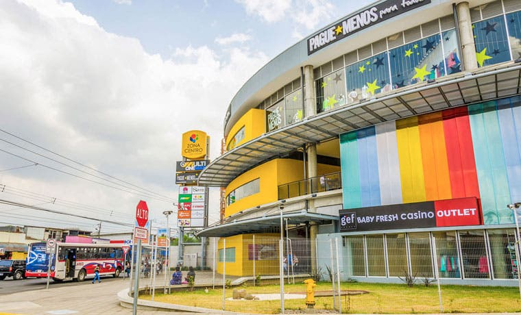 Mall Zona Centro ha generado 200 empleos