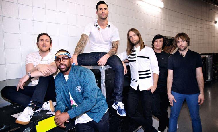 80% de las entradas para Maroon 5 ya se vendieron