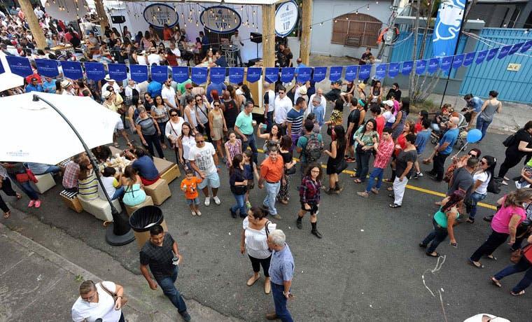 Festival Gastronómico La Luz tendría app para disminuir filas en próxima edición