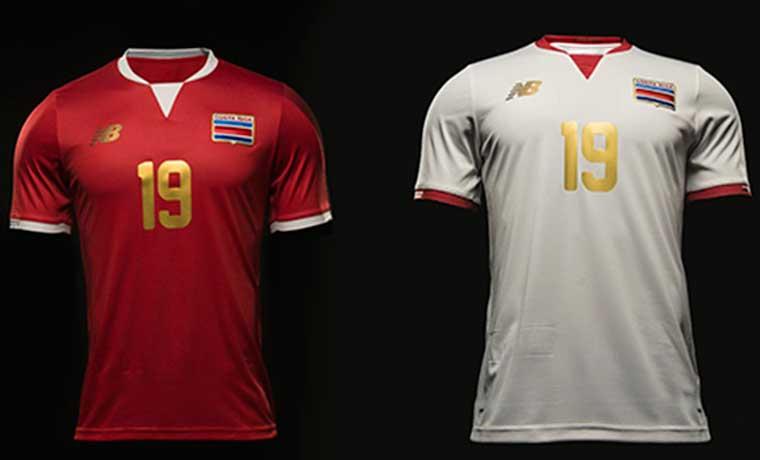 Camisa de la Sele para Copa América tendrá edición limitada
