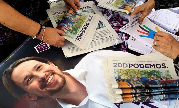 Socialistas españoles suavizan posiciones con PP ante elecciones