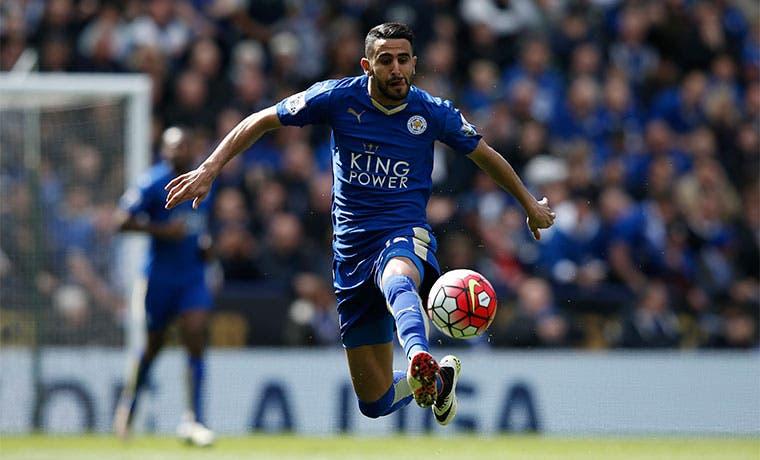 El sueño del Leicester pasa por Manchester