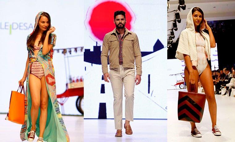 El diseño nacional brilló en el Fashion Week