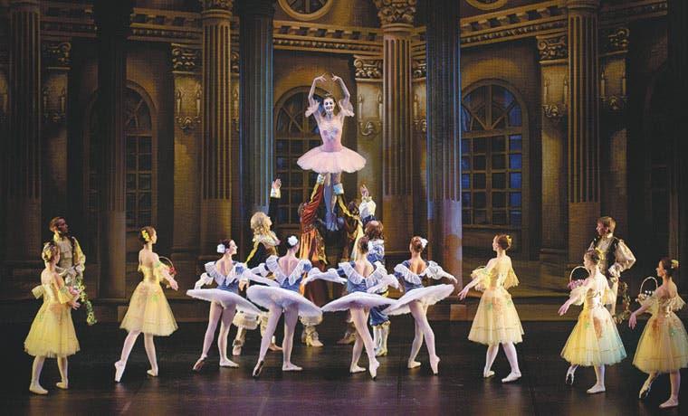 """Ballet Ruso traerá """"La Bella Durmiente"""""""