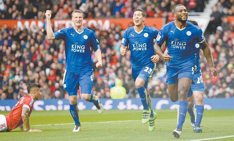 Leicester quedó en suspenso