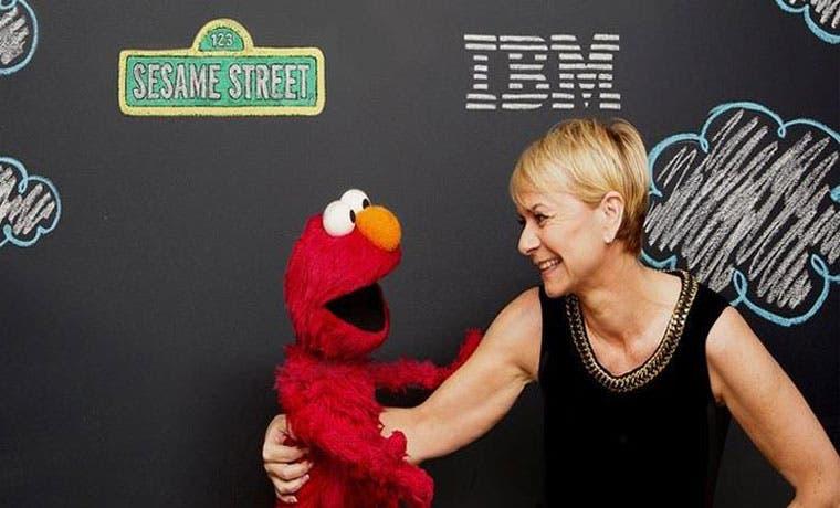 IBM y Plaza Sésamo se unen para crear juguetes inteligentes