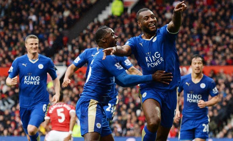 Leicester City, campeón en Inglaterra