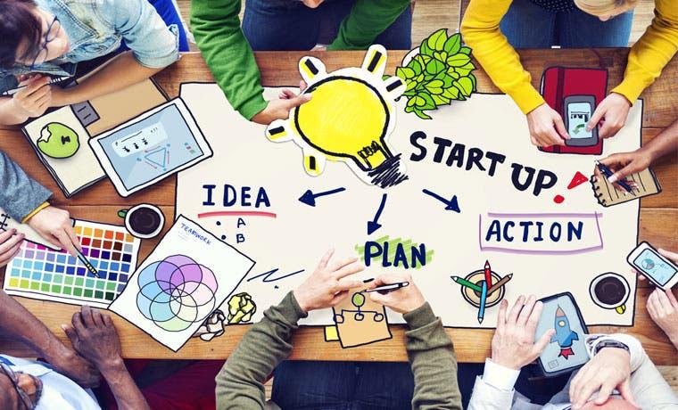 Feria de negocios impulsa ideas innovadoras