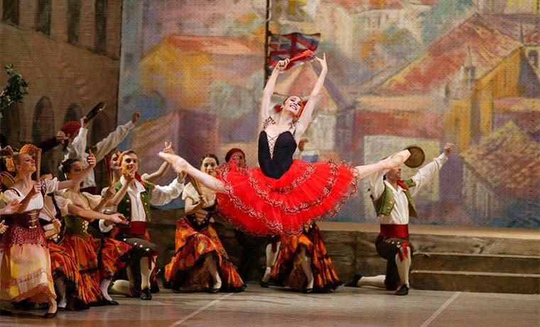 """""""Don Quijote"""" se baila hoy en el Magaly"""