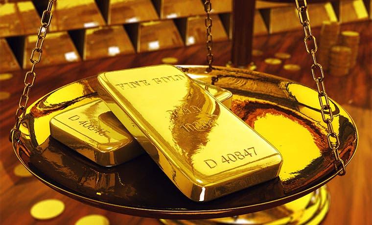 Oro brilla y fondos dejan pasar mejor alza