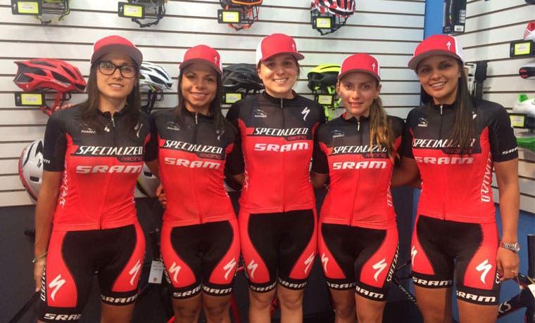 Mujeres ciclistas tienen importante cita deportiva