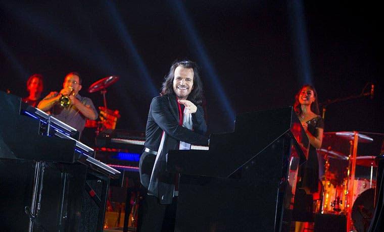 Entradas para concierto de Yanni a la venta