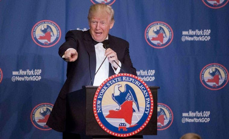 Trump, virtual candidato republicano tras retiro de Ted Cruz