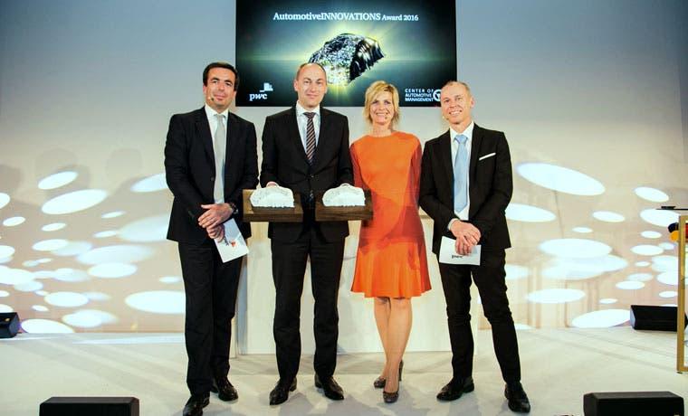 Audi ganó premio a la marca Premium más innovadora