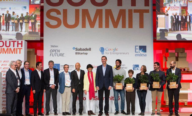 Open Future busca emprendedor para competir en South Summit