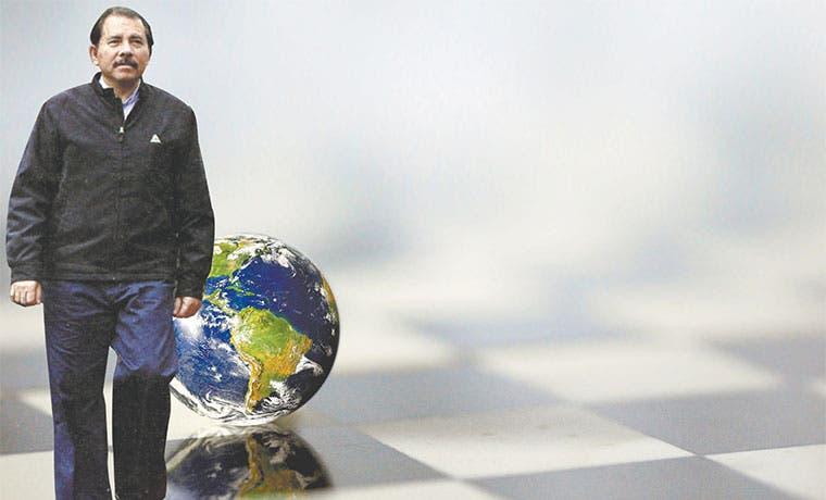 Ortega juega ajedrez con China, Rusia y Estados Unidos