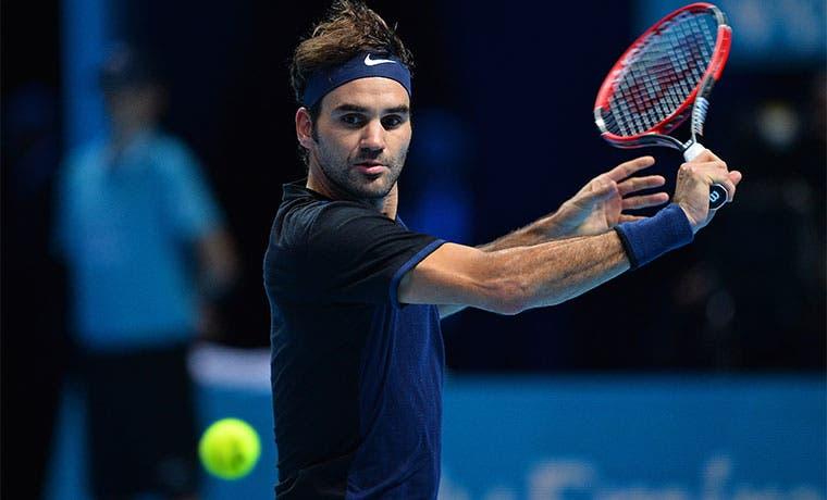 El complicado año de Federer