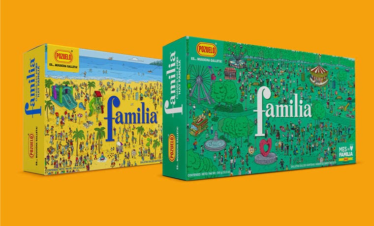 Parejas homosexuales se incluyen en nueva presentación de Galletas Familia