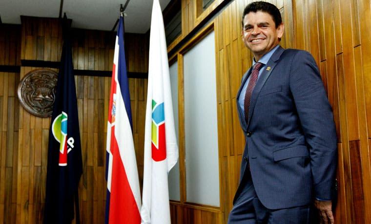 "Ronald Jiménez: ""Me hubiera gustado irme con el déficit fiscal ya decidido"""