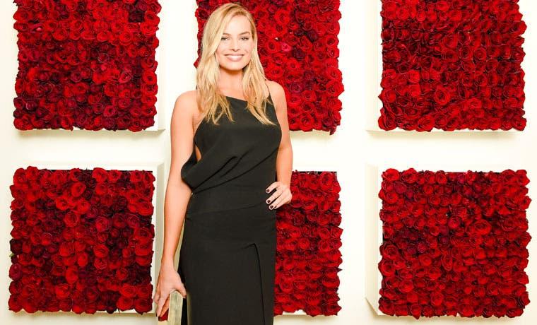 Margot Robbie protagoniza campaña de Calvin Klein