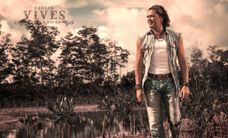 Carlos Vives cantará de nuevo en Costa Rica