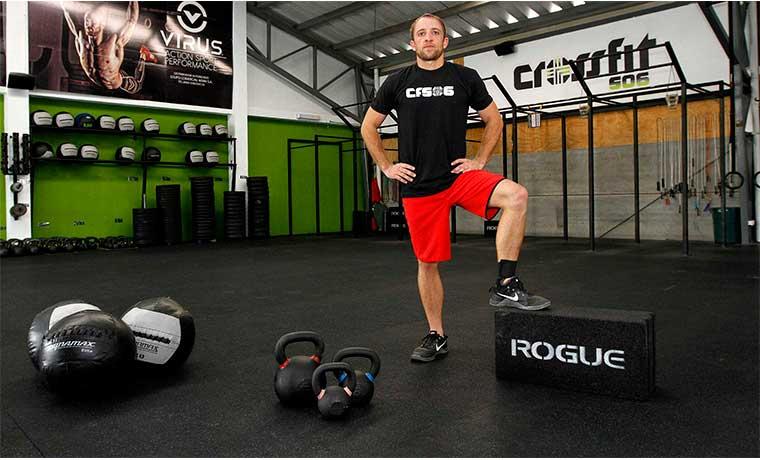 Invierta en el negocio del CrossFit