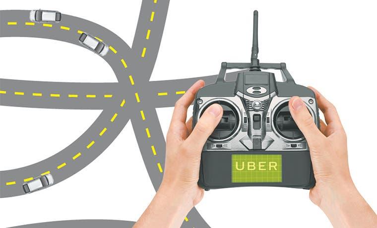 Conductores de Uber: ¿socios o empleados?