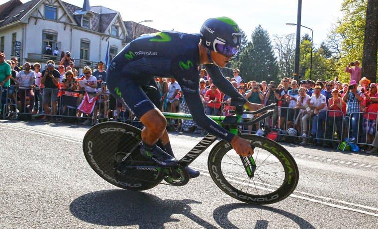 Amador inicia con un tercer lugar en el Giro
