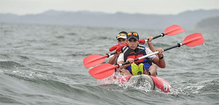 Dos ticos competirán en singular carrera en Perú