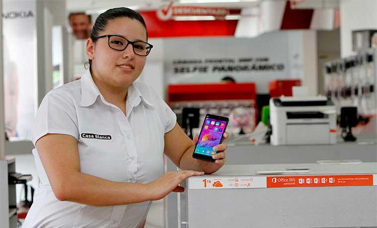 Competidor chino de Huawei aterrizará en Costa Rica esta semana