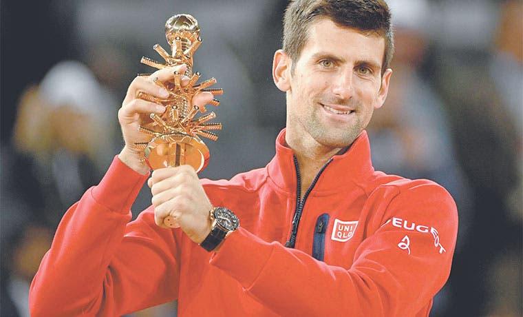 ¿Quién frena a Djokovic?