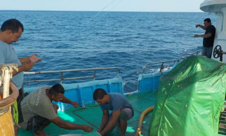 Pescadores piden al Gobierno no otorgar licencias a barcos internacionales