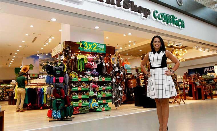 Britt abre oportunidad a artesanos de vender en sus tiendas