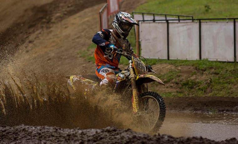 Tico gana primer lugar en MX2 en República Dominicana