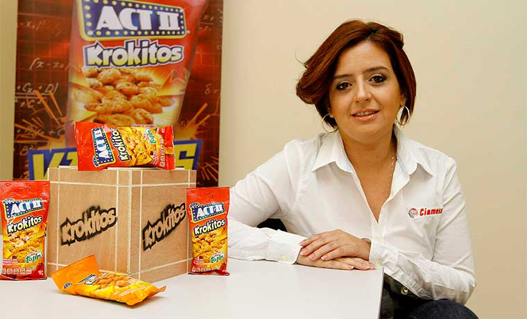 Nuevos snacks llegan a Costa Rica