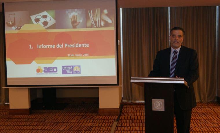 Tico fue elegido miembro de junta directiva de United Way Worldwide
