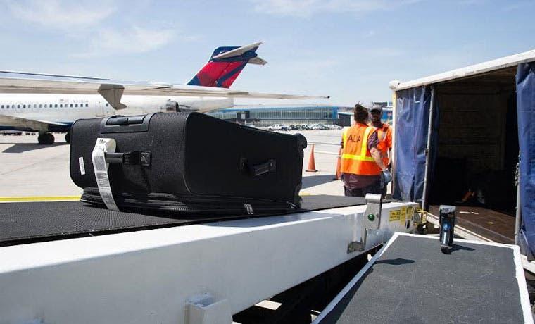 Delta rastreará su maleta por radiofrecuencia