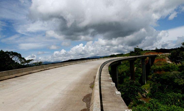 Paralización de obras en carretera a San Carlos tardaría al menos un mes