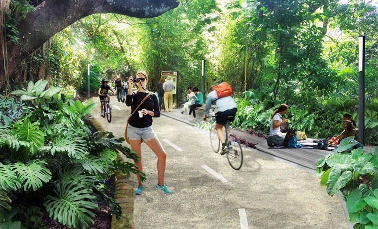 Piden firmar petición a favor de Rutas Naturbanas
