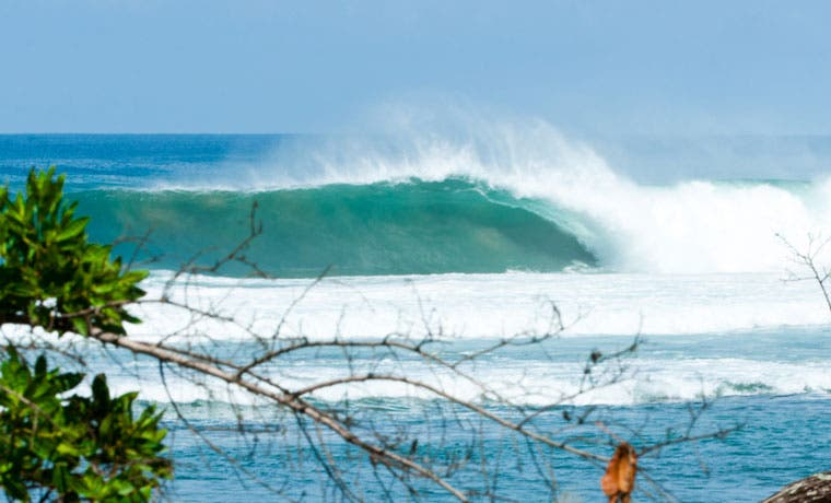 Guanacasteco es favorito a dejarse título del Circuito de Surf
