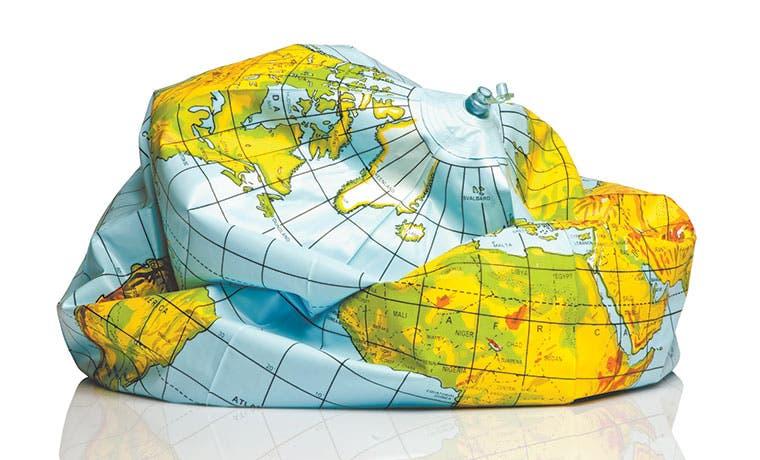 Comprar luego, evitar contratar, guardar dinero en efectivo: bienvenido al mundo de la deflación