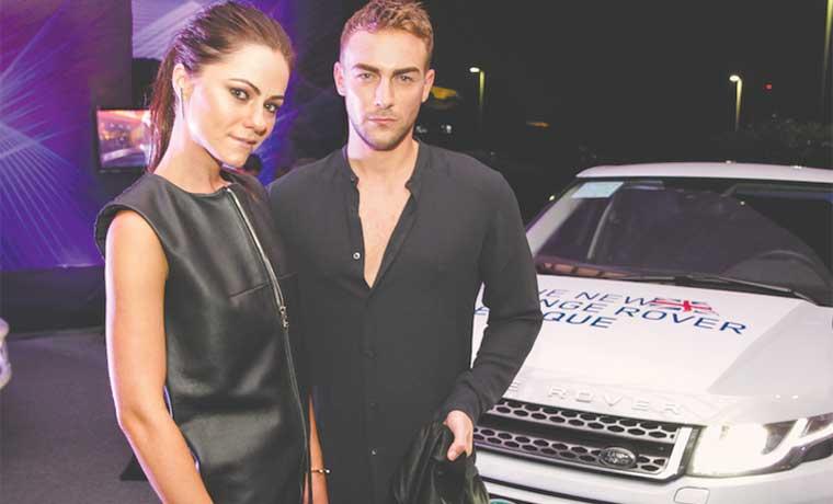 Range Rover exhibe nuevo Evoque 2016