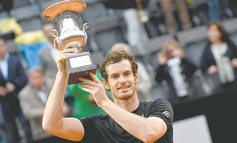 Murray noqueó a Djokovic