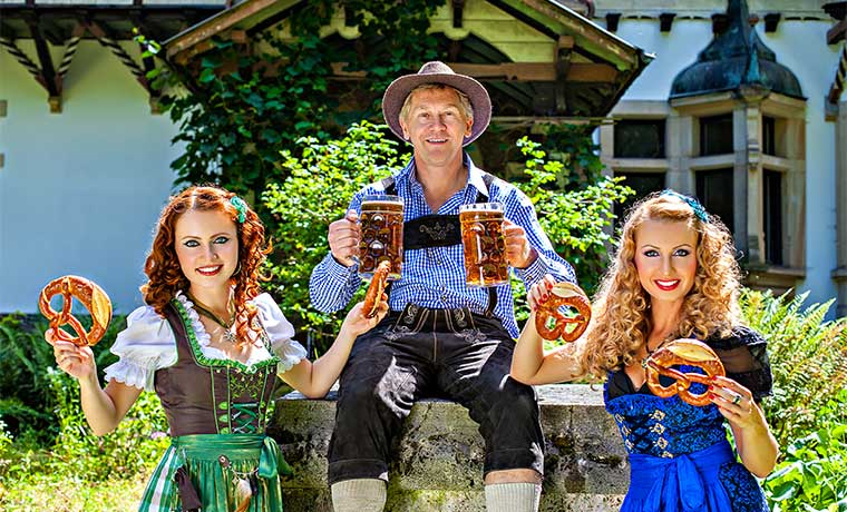 Feria lo invita a conocer lo mejor de Alemania