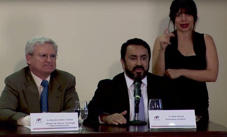 Edwin Estrada es el nuevo viceministro de Telecomunicaciones