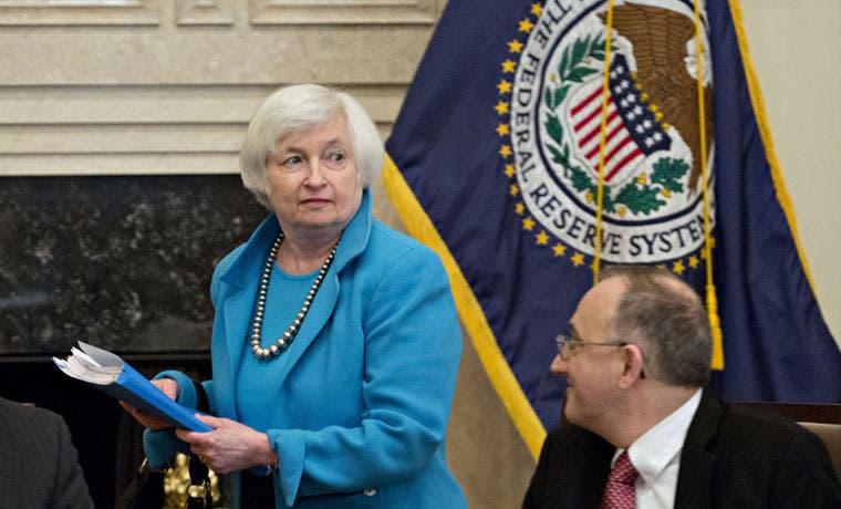 Minutas de Fed revelarían alza de tasa estadounidense en julio