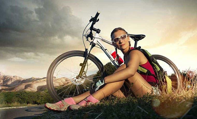 Expertos recomiendan el ciclismo como ejercicio completo