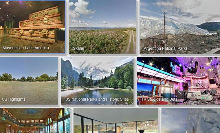 Google lanza recorrido virtual en 130 museos de Latinoamérica
